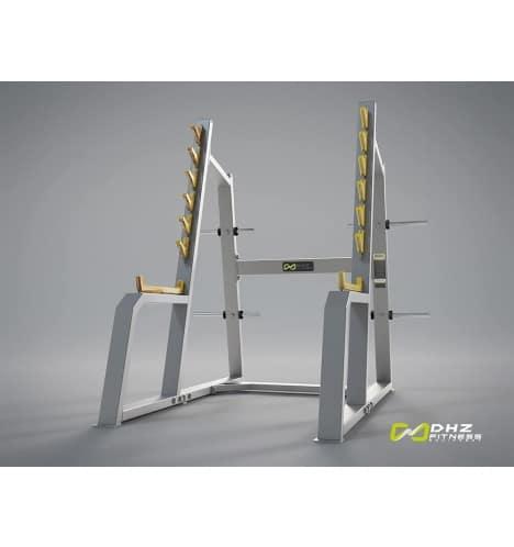DHZ Evost II Squat Rack